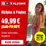 🗞 BILDplus Digital & & Playboy Premium Jahresabo für 49,90€ (statt 79,90€)