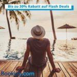 🌴 Booking.com Flash Deals: Bis zu 30% Rabatt - nur für kurze Zeit ☀️