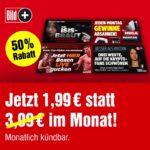 🗞  BILDplus Monatsabo für 1,99€ (statt 3,99€) 👉 12 Monate für 23,88€ (statt 47,88€)