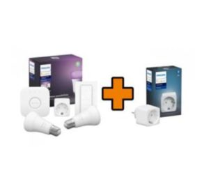 philips-hue-white-color-ambiance-aktions-set-2x-smartplug-2x-e27-1-bridge-1-dimmschalter