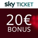 💥 1. & 2. BuLi, DFB Pokal, Premier League uvm. live: 12 Monate Sky Supersport für 19,99€ mtl. (2 Geräte + 20€ Bonus + gratis TV Stick)