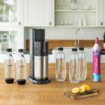 [Neue Generation] SodaStream Duo + Zylinder + 5 Flaschen für 116€ (statt 135€)