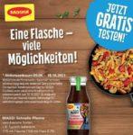 🥘 GRATIS Maggi Schnelle Pfanne testen vom 09.08.-18.10.21