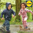 Regenbekleidung LIDL