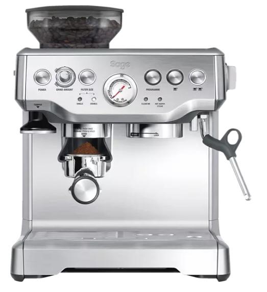 sage the barista espressomaschine