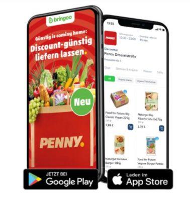 Penny Lieferdienst App