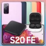 *HAMMER: 120€ Ersparnis!* 🔥 Galaxy S20 FE + 5GB LTE Vodafone Allnet für 19,99€ + GRATIS: Charger Pad + Galaxy Buds2 + Google Nest Hub (Saturn/MediaMarkt)