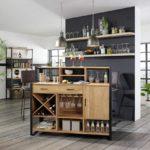 🍷 Premium Living Bar aus Akazienholz ab 489,30€ (statt 699€)