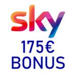 125€ Amazon.de-Gutschein* + 50€ Bonus für Sky Q ab nur 17,50€ mtl.!