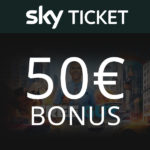 WOW! Sky Ticket: 3 Monate für 29,99€ + 50€ Bonus (!), 1 Monat für 4,99€ + 15€ Bonus