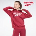 Reebok: 20% Rabatt auf Sale z.B. Sweatshirts für Damen und Herren schon für 23€