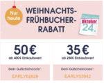 Babymarkt Gutscheine mit bis zu 50€ Rabatt z.B. KidKraft Ultimative Eck-Spielküche für 220€ (statt 260€)
