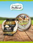 GRATIS Milleret L'Ortolan Truffe und/oder P'tit Valley Käse GRATIS testen