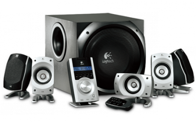 5.1 Surround Logitech Z 5500 e1327491833859 400x250 surround boxen soundsystem schnäppchen logitech
