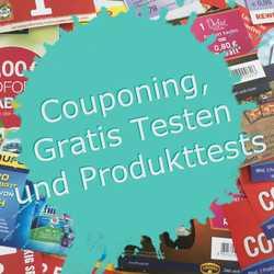Profilbild von Couponing Gratis Testen und Produkttests