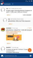 Kommentarbild von Lilu