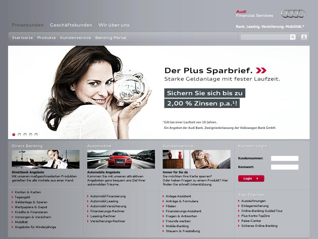 Audi Bank DE