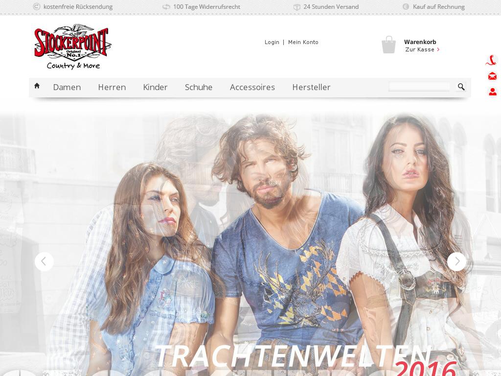 Stockerpoint - Trachten & Dirndl