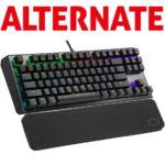 starke Cooler Master CK530 V2, Gaming-Tastatur für 66,89 € inkl. Versand  statt 89,99