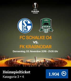 Schalke Bonus.De