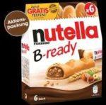 GRATIS TESTEN (bis 17.12.2017): Nutella b-ready