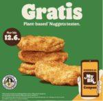 NUR HEUTE🌱 GRATIS Plant Based Nuggets kostenlos testen - myBK Burger King