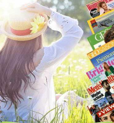 Günstige Zeitschriftenabos mit bis zu 135€ Prämie, z.B. MEN'S HEALTH, GEO uvm.