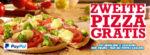 Zweite Pizza Gratis bei Dominos bei Abholung oder Lieferung (PayPal)