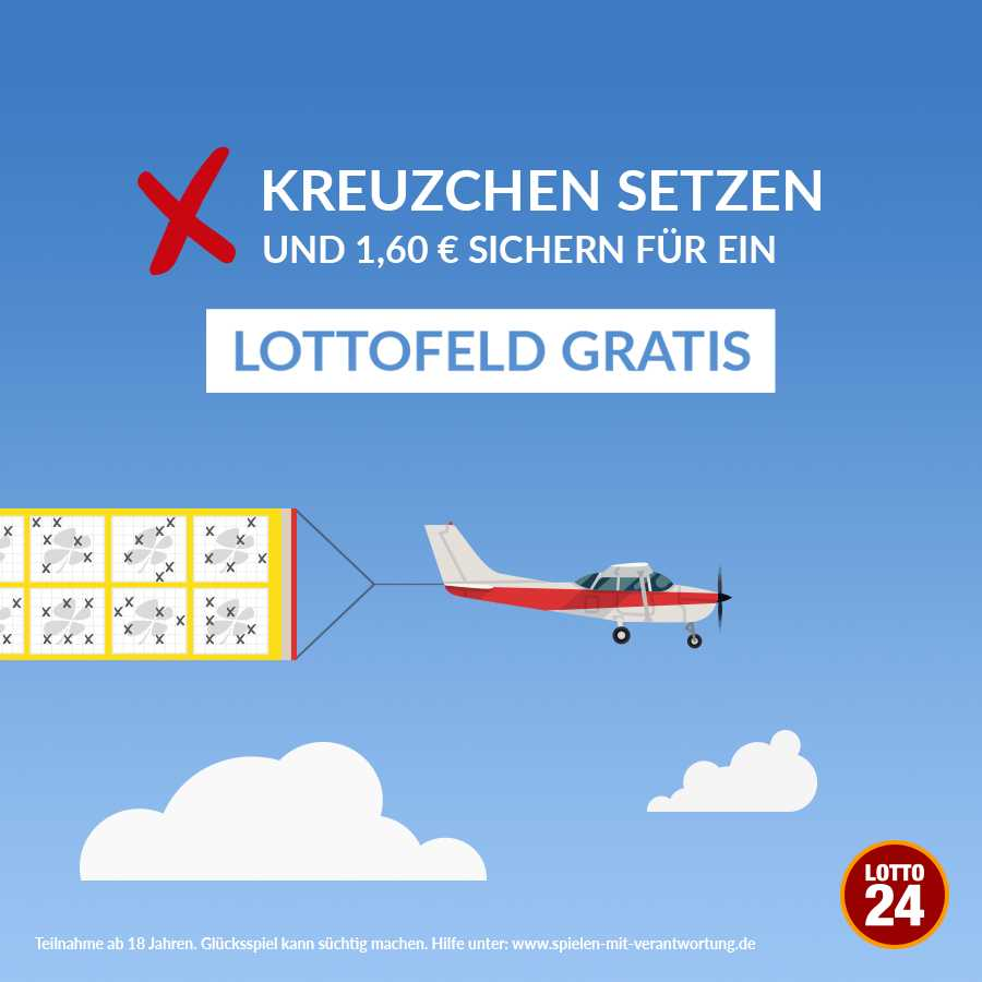 Lotto24 Gratis