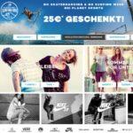 25€ Gutschein bei Planet Sports
