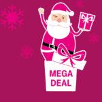 Telekom Mega Deal App gratis Schoko Nikolaus
