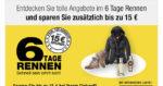 6 Tage Rennen bei Galeria Kaufhof - Bis 15€ sparen