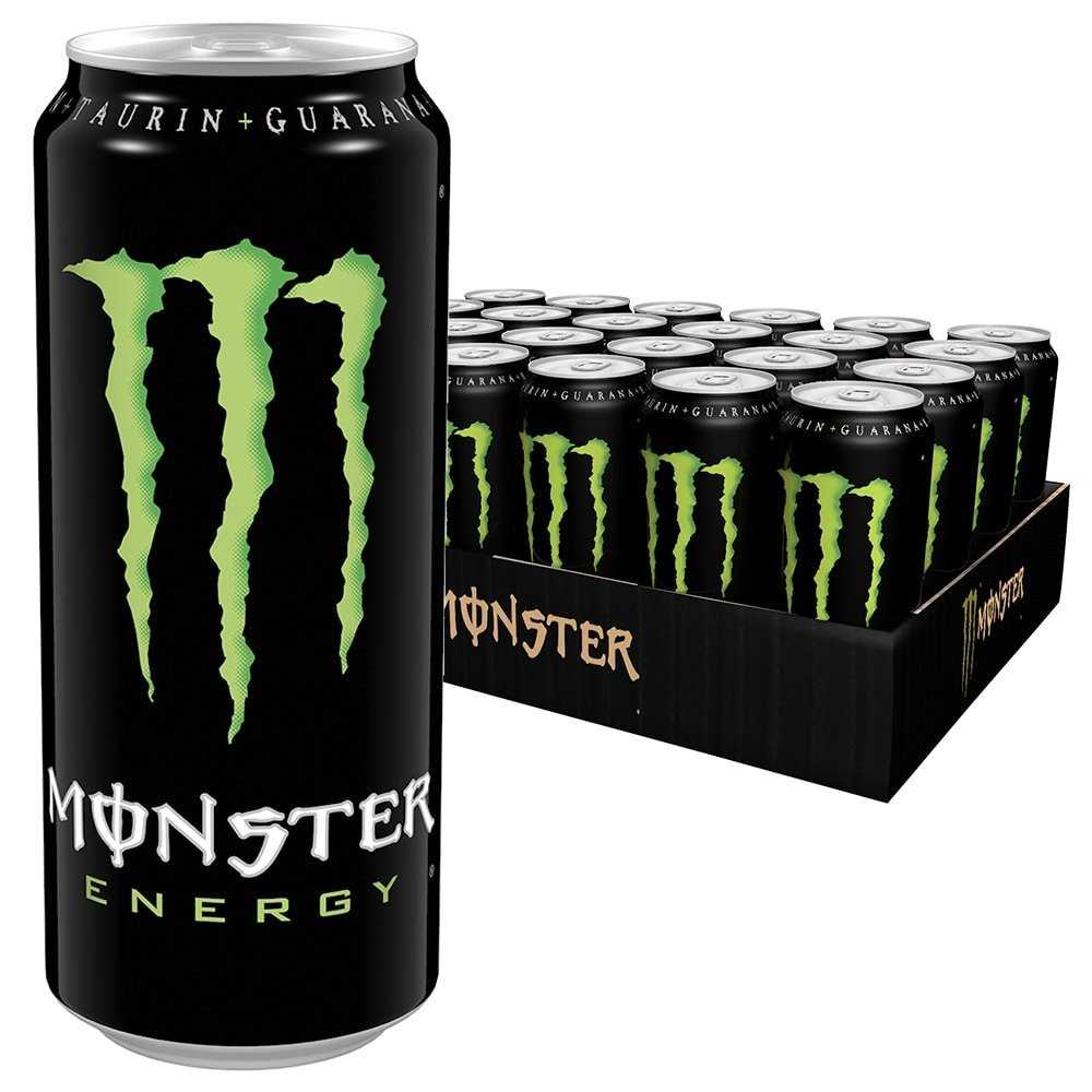 24 dosen monster energy 500ml bei amazon prime. Black Bedroom Furniture Sets. Home Design Ideas