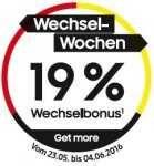 19% MwSt. zurück beim Kauf von ausgewählten Samsung Artikeln (u.a. S6, Gear S2, Tab 2)