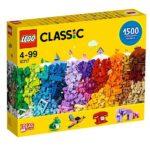 LEGO Classic - Extragroße Steinebox (10717) für 49,99€ (statt 66€)