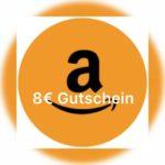Amazon 80€ aufladen, 8€ geschenkt bekommen