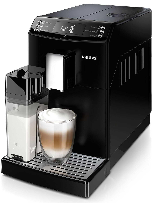philips ep3550 00 kaffeevollautomat milchkaraffe. Black Bedroom Furniture Sets. Home Design Ideas
