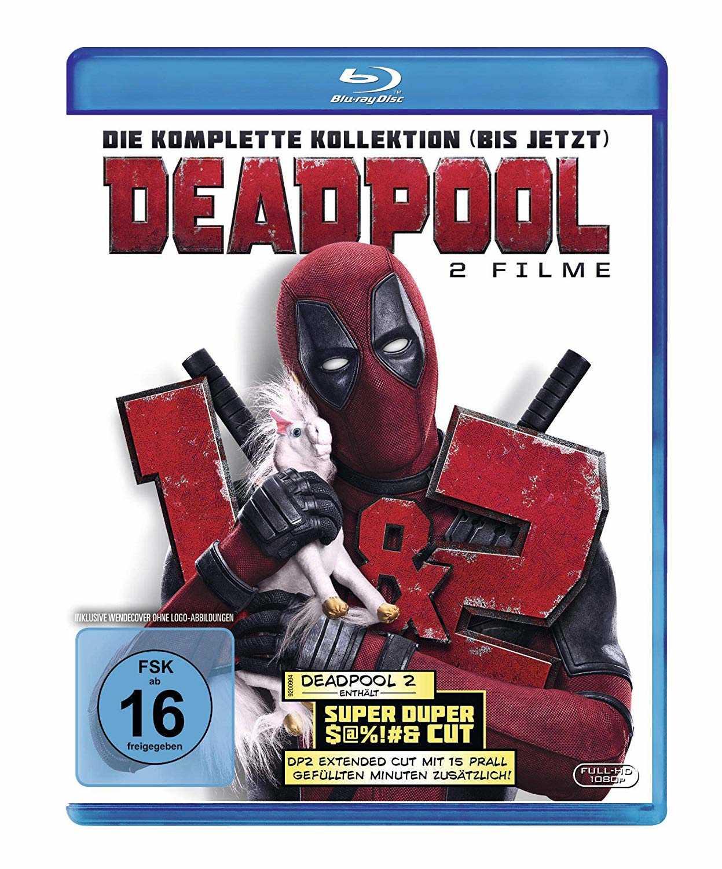Deadpool Amazon Prime