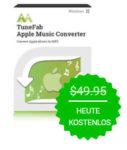 Kostenloser TuneFab Apple Music Converter 2.2.3