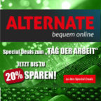 Alternatetagderarbeit