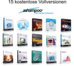 Kostenlose Vollversionen von Ashampoo - z.B. WinOptimizer 2017 und viele weitere nützliche Programme