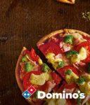 Gratis Pizza bei Domino's (für Telekomkunden)