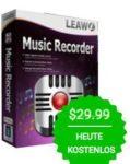 Gratis: Leawo Music Recorder 3.0.0.4