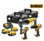 DeWalt 18 V Schraub- und Bohrset DCK372M3T-QW für 403,90€ (statt 631€)