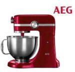 AEG UltraMix Küchenmaschine KM54WR für 238,90€ (statt 314€)