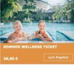 Therme Erding: 10% Rabatt auf das 4 Stunden Ticket (inkl. Sauna) für 36€