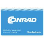 Conrad_Kundenkarte