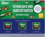 Kostenlos Corny Energy Müsli Riegel aus Kaufda-App
