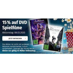 DVD-Spielfilme