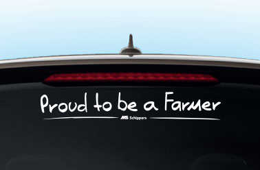 Gratis Sticker Stolz Ein Landwirt Zu Sein Proud To Be A